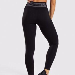 Gymshark Black Flex Seamless Leggings 🖤